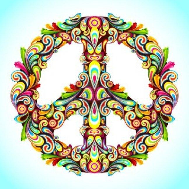 Simbolo Paz 6