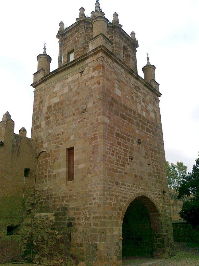 Torre Monasterio Veruela