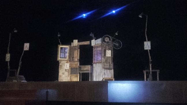 Teatro Gallina Huevos de Oro A